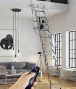 Чердачная лестница с электроприводом FGM Scale Soffitta Loft